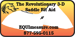 EQUImeasure Saddle Fit Tool