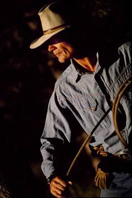 Frank Bell ~ Horse Whisperer
