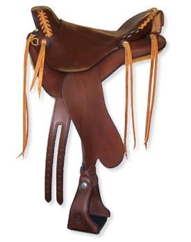 Custom Endirance Saddle