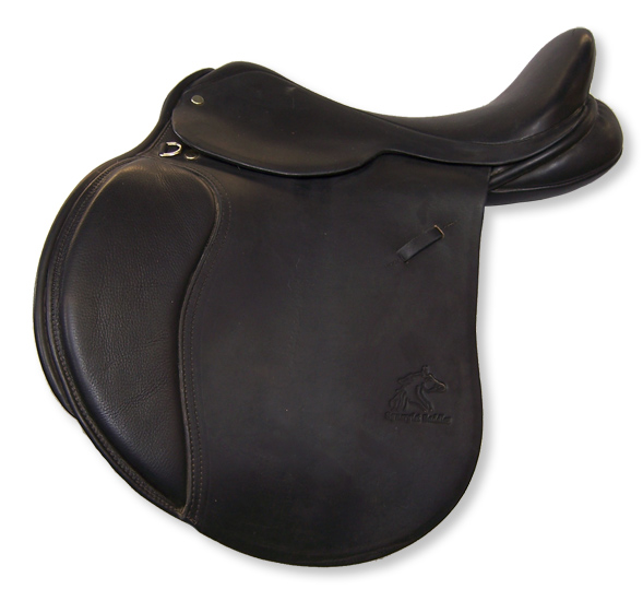 Synergist Custom English DSS Saddle