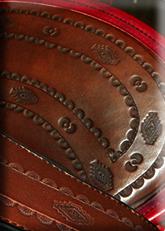 Synergist Custom Horse Saddle Tooling