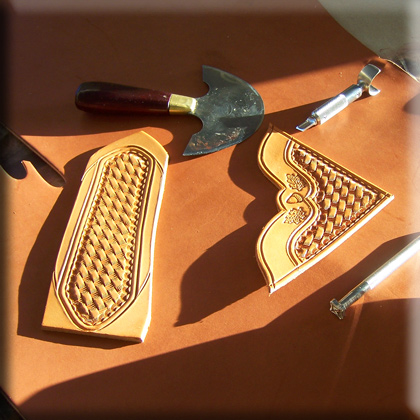 Synergist Leather Tools