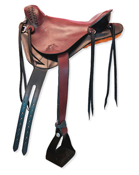 Synergist Semi Custom Western Saddles