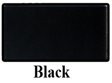 Drum Dyed Black