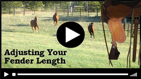 Adjusting Your Fender Length