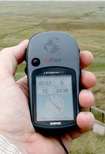 Garmin eTrex GPS
