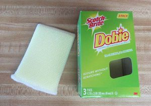 Dobie cleaning pad.