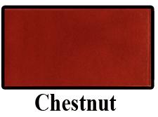 Drum Dyed Chestnut