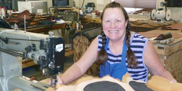 Custom Saddle - Craftsmanship