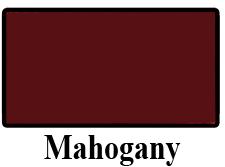 Drum Dyed Mahogany