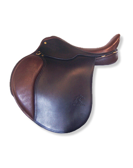 Mule or horse saddles-Custom English Saddles