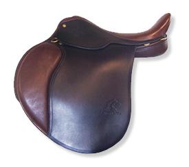 Mule or horse saddles-Custom English Saddles