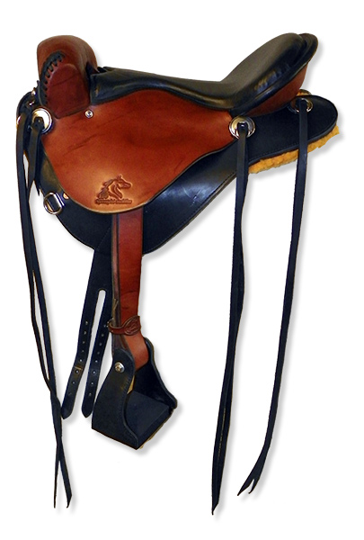 Synergist Discounted Saddle - 3237