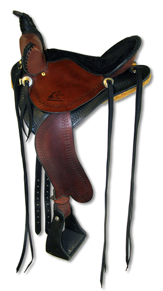 Synergist Discounted Saddle - 3271