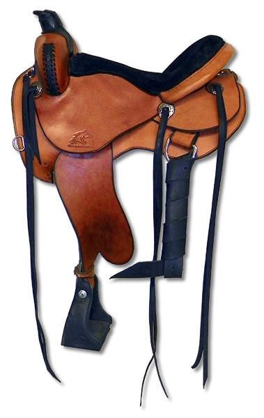 Synergist Discounted Saddle - 3458
