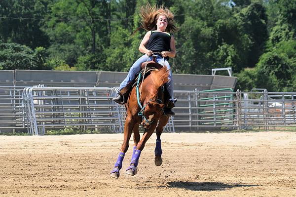 Rider Confidence - bucking