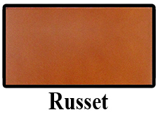 Drum Dyed Russet