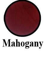 Hand Dyed Mahogany