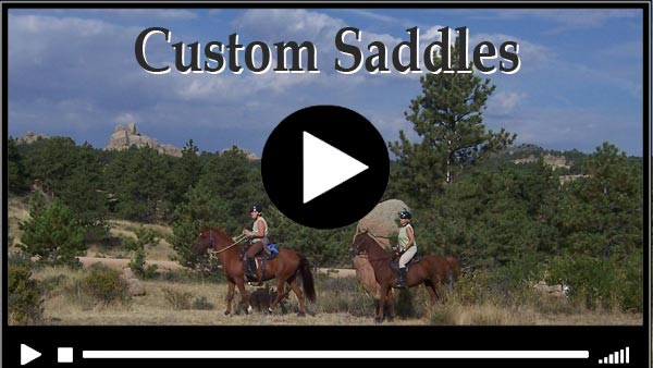 Custom Trail Saddle Video